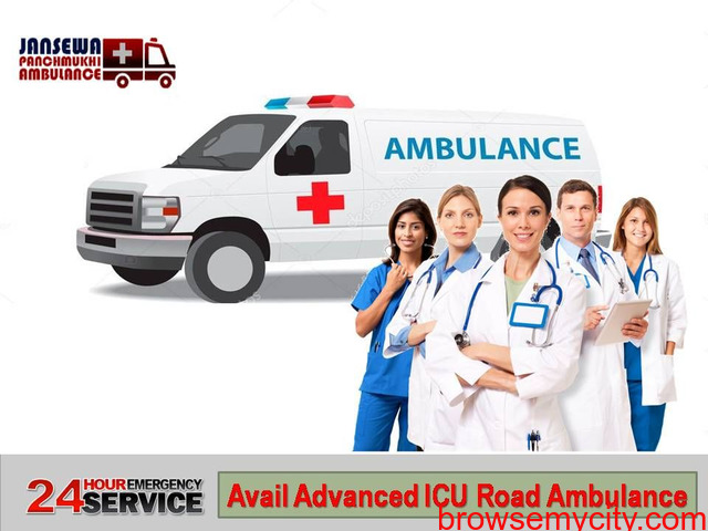 Receive Ambulance Service in Indira Nagar with Best Medical Service - 1/1