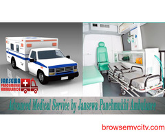 Get Road Ambulance Service in Radium Road with Experienced Medical Team