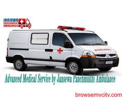 Choose Road Ambulance in Shanti Nagar with Unique Medical Aid
