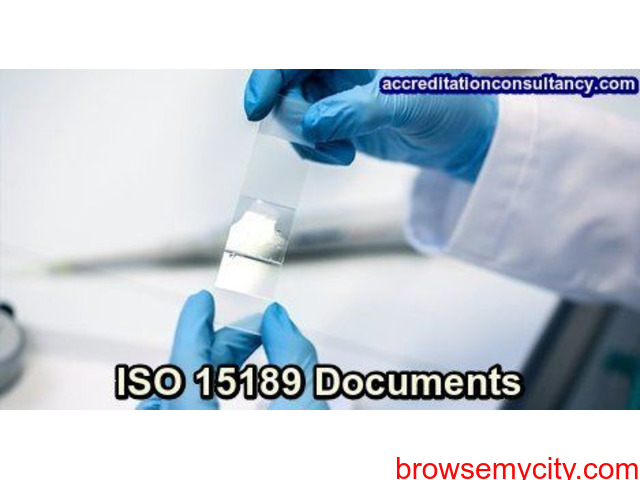 ISO 15189 Accreditation Documents - 1/1