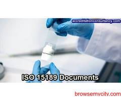 ISO 15189 Accreditation Documents