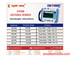buy an otdr machine for fiber testing