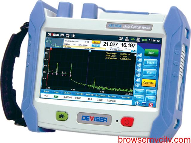 buy an otdr machine for fiber testing - 2/3