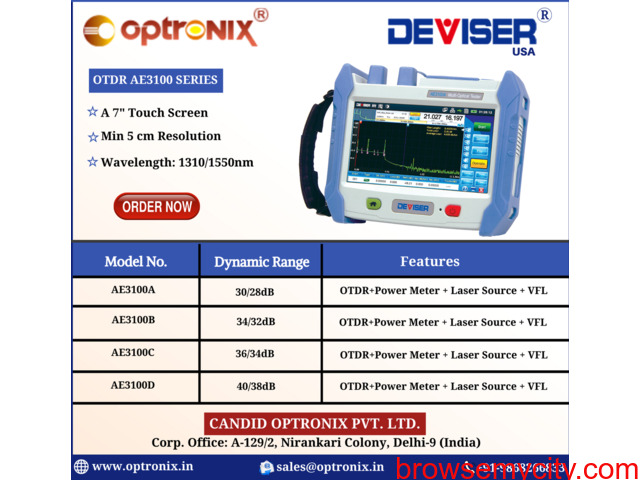 buy an otdr machine for fiber testing - 3/3
