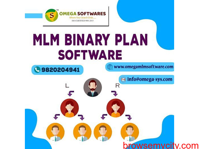 Affordable Binary MLM Plan Provider in India at low cost - 1/2