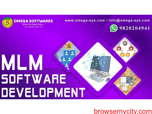 Best Network Marketing Software Development company in Mumbai at low price - 1/2