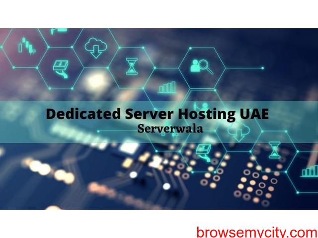 High Performance Cheapest Dedicated Server Hosting in UAE - 1/1