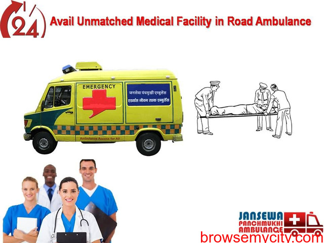 Get Ambulance Service in Pithiyatil with Remarkable ICU Facility - 1/1