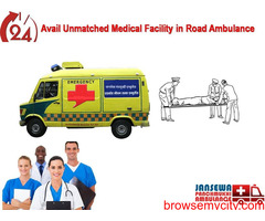 Get Ambulance Service in Pithiyatil with Remarkable ICU Facility