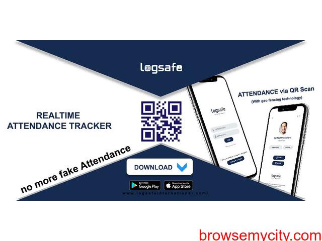 Real Time Attendance Management System – Logsafeinternational.com - 1/1