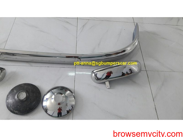 Ford FK-1000 Bus Frontt Bumper and Rear Bumper - 2/3