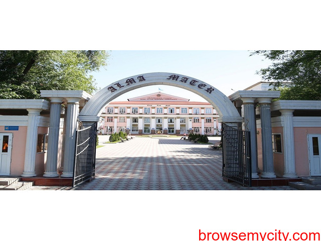 Study MBBS in Kazakhstan for Indian Student - 1/2
