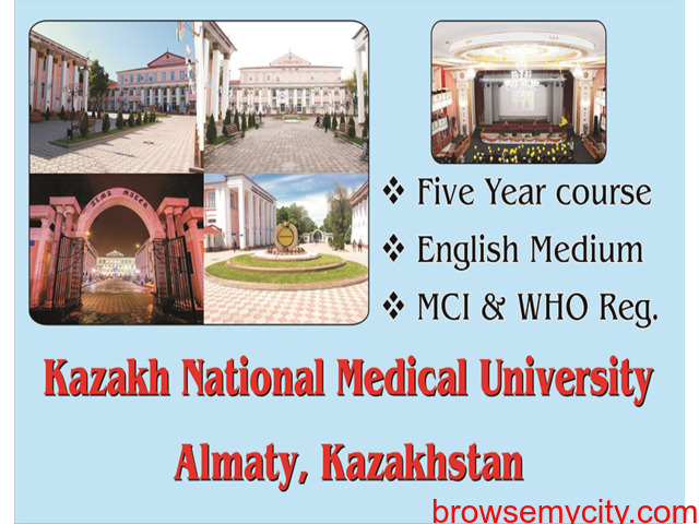 Kazakh Russian Medical University - 1/1