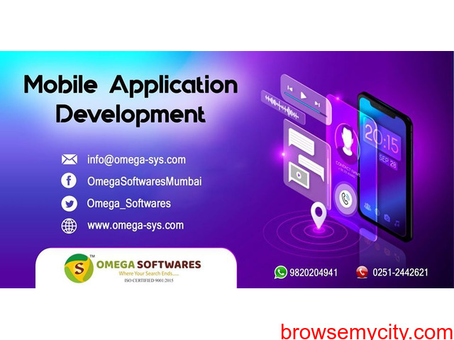 Best Android application development company in Mumbai India - 1/3
