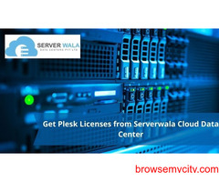 Get Plesk Licenses from Serverwala Cloud Data Center