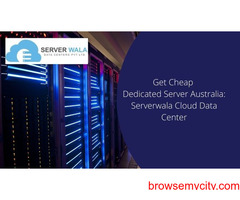 Buy Cheap Dedicated Server in Australia: Serverwala