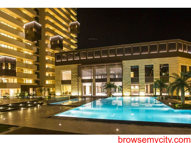 4 BHK  Apartments for Sale on Golf Course Road Gurugram - Salcon The Verandas - 1/1