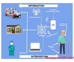 IoT for Healthcare Sector - PsiBorg Technologies Pvt. Ltd.
