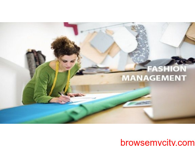 Possible employment opportunities for MBA in Fashion Management 2020-21 - 1/1