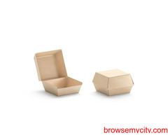 Make Your Brand Prominent with Brown Takeout Boxes