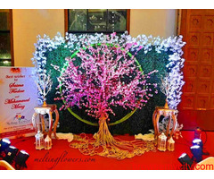 Garden Wedding Mysore, Theme Wedding Decorations, Outdoor Wedding Decoration Chennai