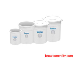 Food Storage Bins Manufacturers - Frontier Polymers Pvt. Ltd