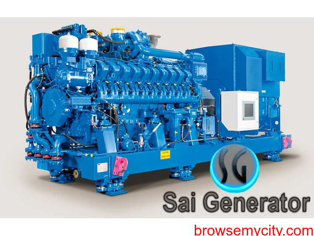 Used Generator sale Good condition like new Bhavnagar - 1/1