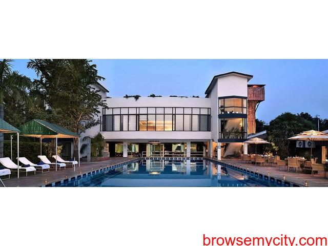 Resorts Near Delhi | Best Western Resort Manesar - 1/2