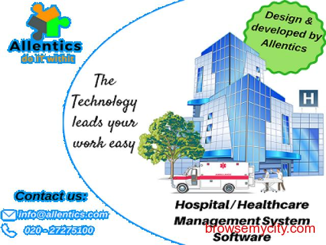 Hospital Management System Software in Pune | Hospital Software