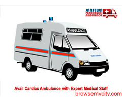 Receive 365 Days of Emergency Ambulance Service in Jamshedpur