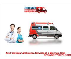 Utilize Modern Cardiac Ambulance Service in Ramgarh