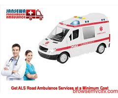 Get Unbelievable ICU Ambulance Service in Bhagalpur