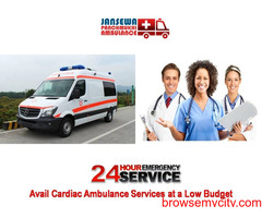 Select Hi-Quality ICU Ambulance Service in Railway Station