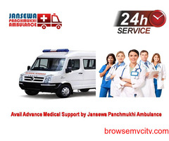 Use Ambulance Service in Vasant Kunj with Exquisite Emergency Service
