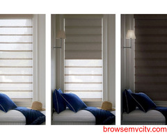 Find Modern Roman Window Blinds At Hunter Douglas