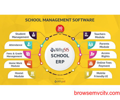 Best user-friendly school ERP software