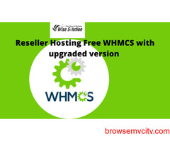 Cheapest WHMCS Reseller Hosting with 100% uptime gurantee