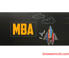 Universities offering MBA in Bangalore