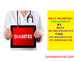 8010931122 || Best clinic for diabetes treatment in Kirti Nagar