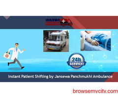 Take Ambulance Service in Madhubani with Skilled Physician