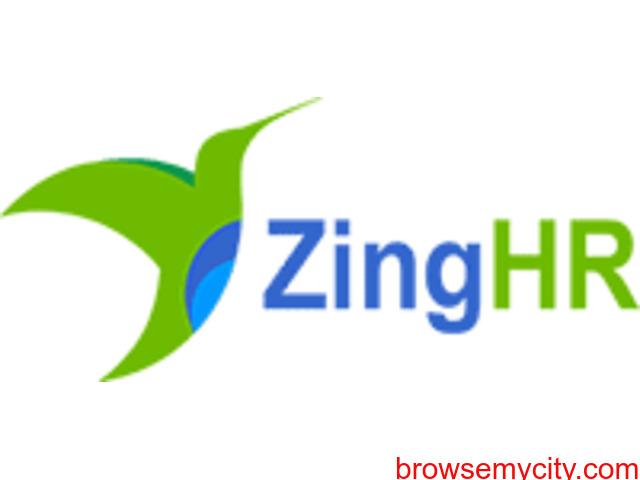Best Payroll Software In Pune   Zinghr - 1/1