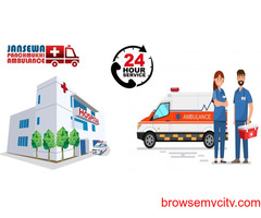 Utilize Ground Ambulance Service in Patna with Unique Medical Features