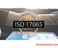 ISO 17065 Accreditation Documents