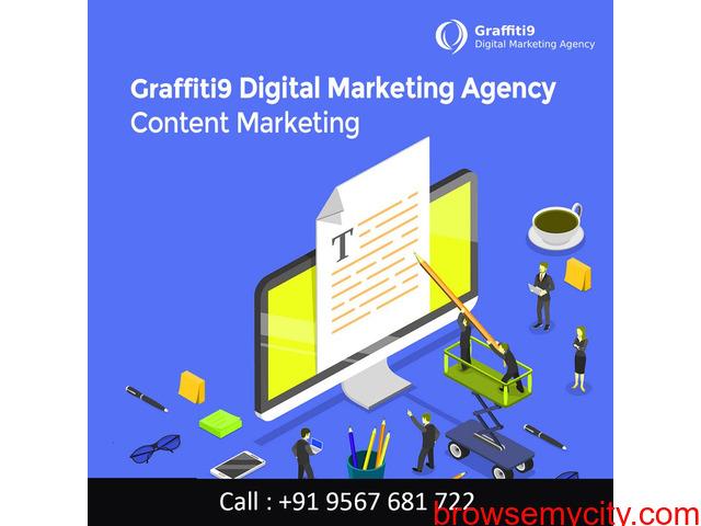 Graffiti9 Content Marketing Service - 1/1