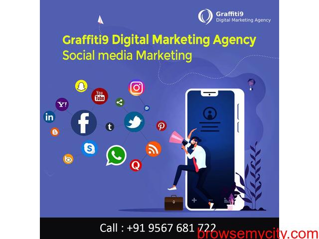 Graffiti9 Social media Marketing Agency - 1/1