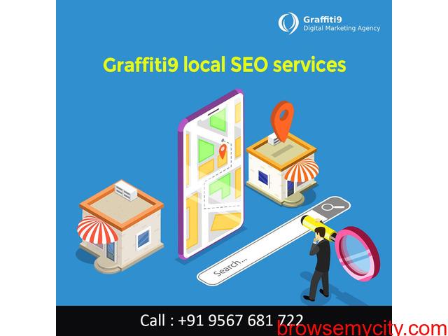 Graffiti9 Local SEO Agency - 1/1