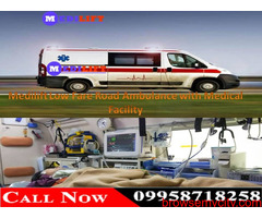 Now Take Medilift Ambulance Service in Ranchi – Medical Support