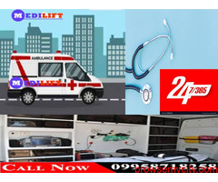 Get Specialist Medical Support Team – Medilift Ambulance Patna