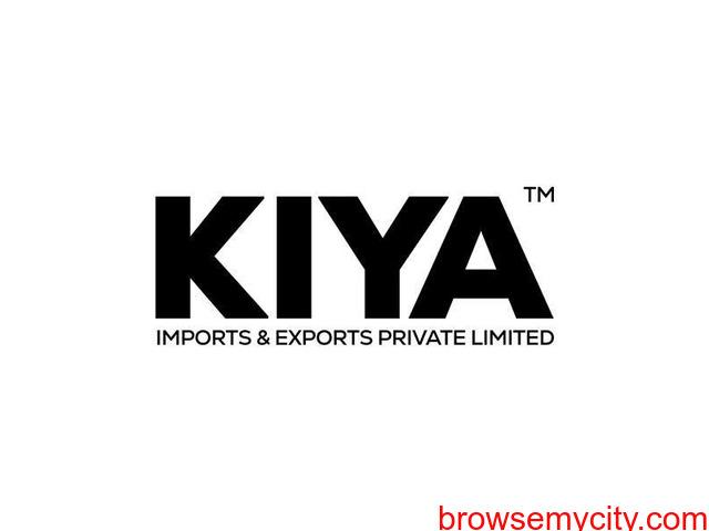 KIYA IMPORTS&EXPORTS - 1/2
