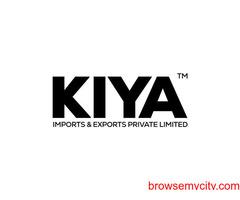 KIYA IMPORTS&EXPORTS